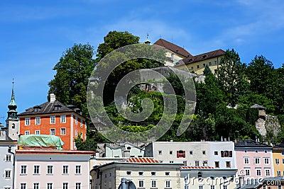 Salzburg urban scenes 2011