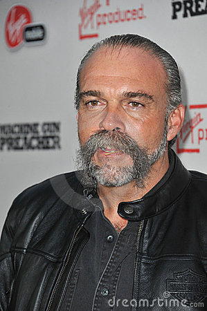 Sam Childers Editorial Stock Image