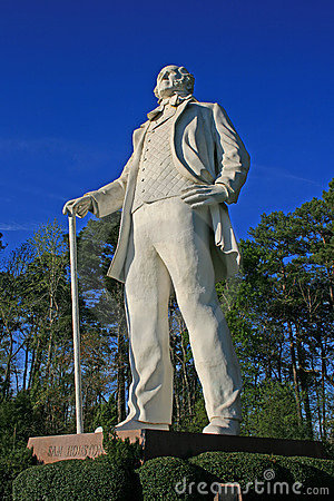 Free Sam Houston Statue Stock Photos - 8730783