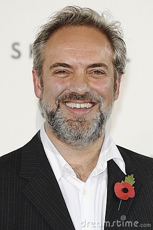 Sam Mendes, James Bond Editorial Stock Photo