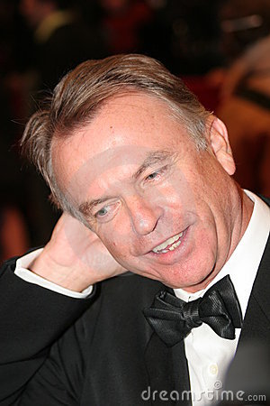 Sam Neill Editorial Photo