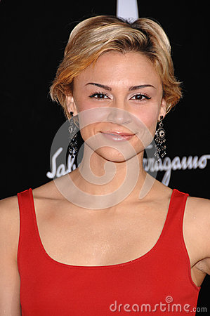 Samaire Armstrong Editorial Photography