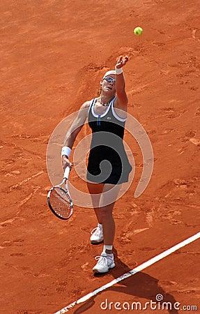 Samantha STOSUR (AUS) at Roland Garros 2010 Editorial Photography