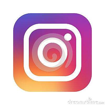 Free Samara, Russian Federation - August 1, 2018: Editorial Animation. Instagram Logo Icon. Instagram Most Popular Social Royalty Free Stock Image - 123001296