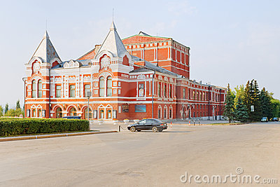 Samara, Theater of Drama