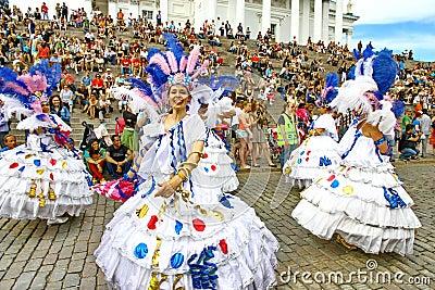 Samba Carnival Editorial Photo
