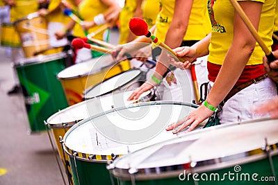 Samba drums 7