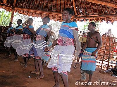 Samburu wedding Editorial Photo