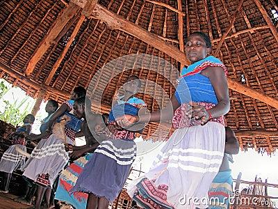 Samburu wedding Editorial Photography