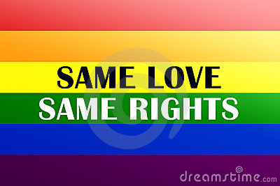 Same love, same rights