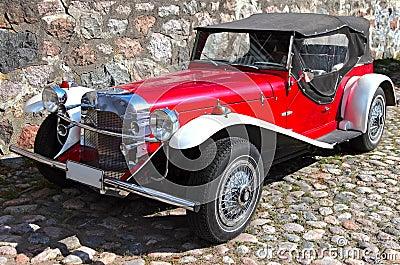 Samochód retro