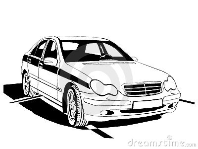 Samochód.