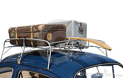 Samochód idzie mój wycieczka
