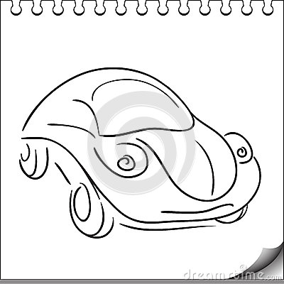 Samochodowy charakter