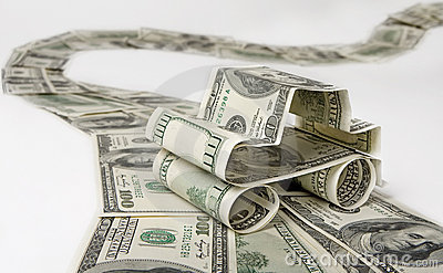 Samochodowy pieniądze