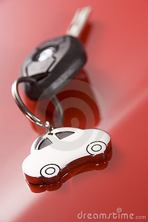 Samochodu klucz