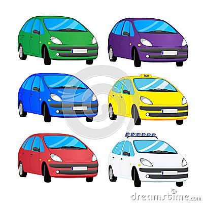 Samochodu kolor