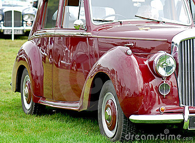 Samochodu oldtimer