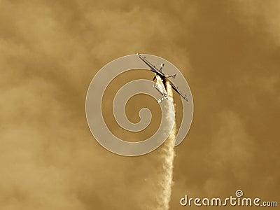 Samolot na górę