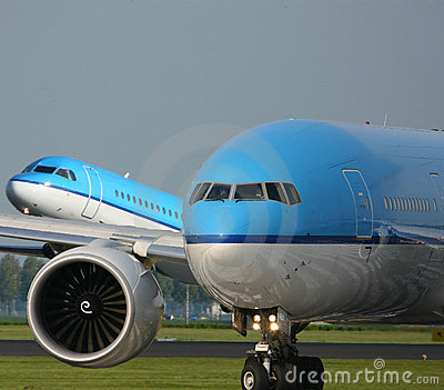 Samoloty dwa