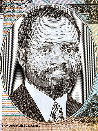 Free Samora Machel Portrait Royalty Free Stock Images - 129418089