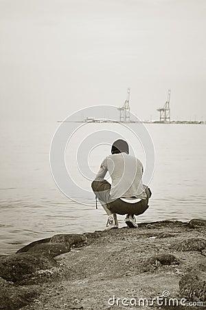 Samotny