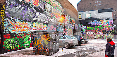 Under Pressure Graffiti Festival 2012 - 4 Editorial Photography