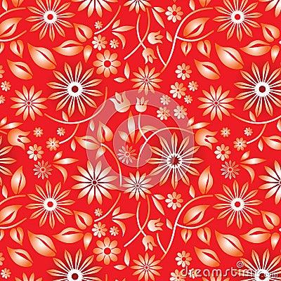 Samples_floral_red