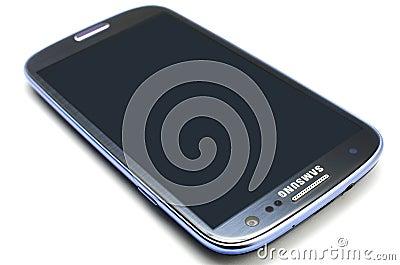 Samsung Galaxy S3 Editorial Photo