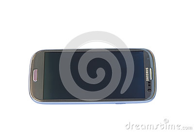 Samsung Galaxy SIII Editorial Photography