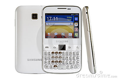 ... Pro B5510 is a Android smartphone with full QWERTY keyboard candybar