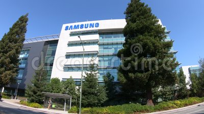 Samsung recherchent l'Amérique banque de vidéos