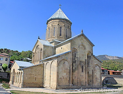 Samtavro Transfiguration Orthodox  Church