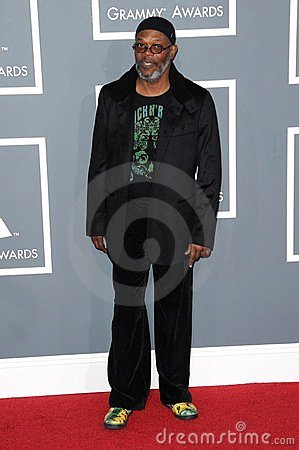 Samuel L. Jackson Editorial Stock Photo