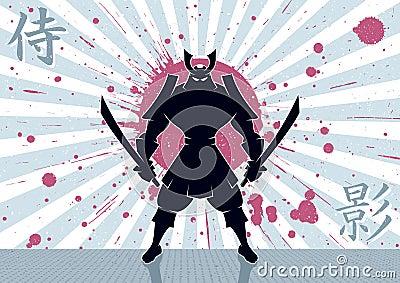 Samurai Background