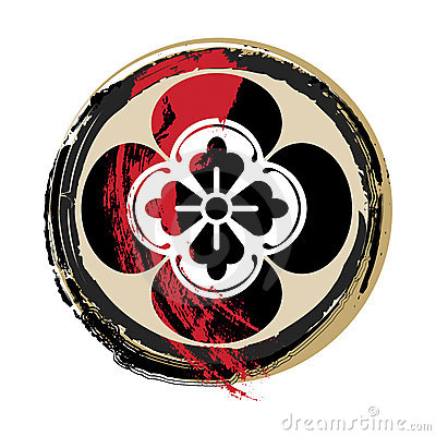 Free Samurai Crest Stock Photo - 8701860