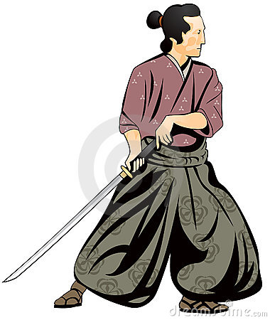Samurai, Japanese martial art