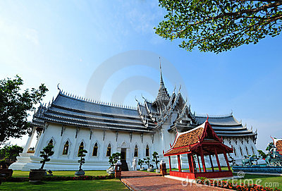 Samut Prakan travel in Thailand
