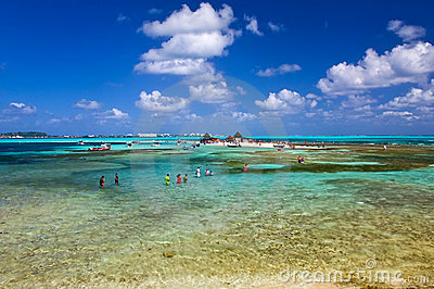 San Andres Island , Colombia Editorial Stock Photo