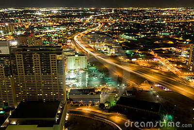 San Antonio Nights Ariel