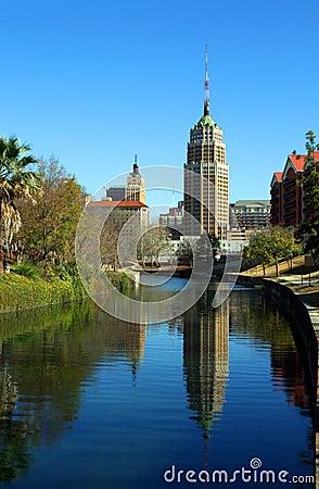 San Antonio Reflection