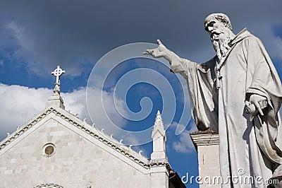 San Benedetto a Norcia