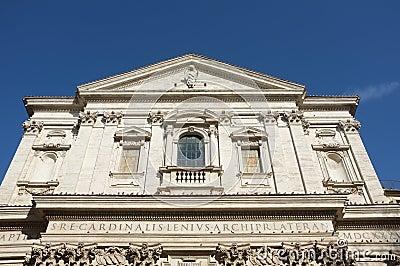 San Carlo ai Catinari in Rome