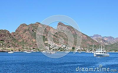 San Carlos Bay, Sonora Mexico