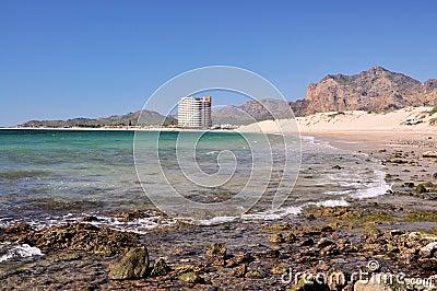 San Carlos Beach, Sonora Mexico