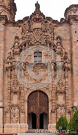 San Cayetano de Valenciana Church Guanajuato