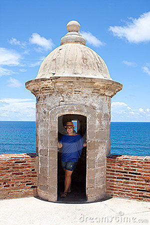 San Cristobal Fort Tower