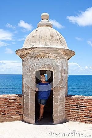 San Cristobal Fort Tower