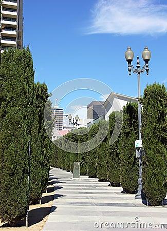 San Diego Alley