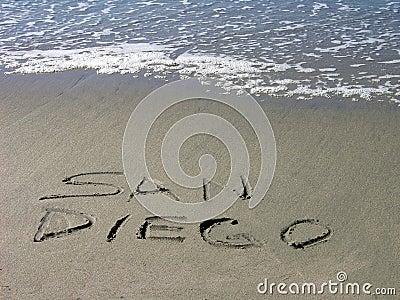 San Diego begrüßt Sie